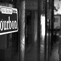 Rue Bourbon by John Gusky