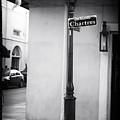 Rue De Chartres by John Rizzuto