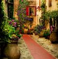 Rue Phillippe by John Galbo
