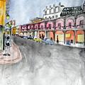 Rue St. Louis by Jo Anna McGinnis