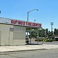 Rufino's Tire Center by Larry Darnell