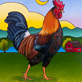 Rufus The Rooster by Stacey Neumiller