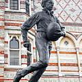 Rugby's Founder William Webb Ellis by Peter Lloyd