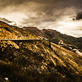 Rugged And Intense Mountain Background by Jorgo Photography - Wall Art Gallery