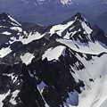 Rugged Mountain Peaks by Phyllis Taylor