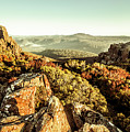 Rugged Mountaintops To Regional Valleys by Jorgo Photography - Wall Art Gallery