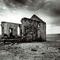 Ruin  Of A Church On The Island Of Skye, Scotland by Ineke Mighorst