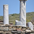Ruins Of Delos by Eric Reger