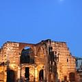 Ruins Of San Nicolas De Bari Hospital by Theodore Johns