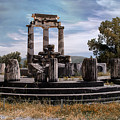 Ruins Of Tholos by Jaroslaw Blaminsky