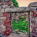 Ruins Of White's Factory - Doorways by Black Brook Photography