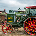 Rumley Oil Pull Tractor by Paul Freidlund