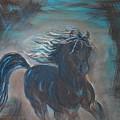 Run Horse Run by Leslie Allen