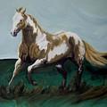 Running Paint by Glenda Smith