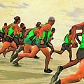Running Start by Alice Gipson