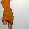 Running Woman by Janice Petrella-Walsh