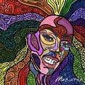 Rupaul A Drag by Marconi Calindas