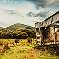 Rustic Abandoned Shed In Old Rural Countryside by Jorgo Photography - Wall Art Gallery