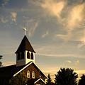 Rural Church by Scott Sawyer
