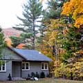 Rural Colorful Autumn Landscape 3 by Jeelan Clark