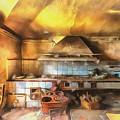 Rural Culinary Atmosphere Nr 2 - Atmosfera Culinaria Rurale IIi Paint by Enrico Pelos