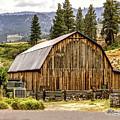 Rural Oregon Barn by William Havle