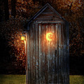 Rural - Outhouse - Do The Necessary by Mike Savad
