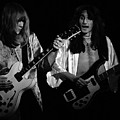 Rush 77 #46 Enhanced Bw by Ben Upham