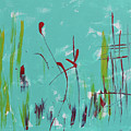 Rushes And Reeds by Paulette B Wright