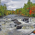 Rushing Towards Fall by Glenn Gordon