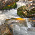 Rushing Water 1 by Douglas Pulsipher