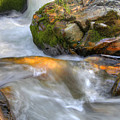 Rushing Water 2 by Douglas Pulsipher