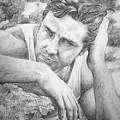 Russell Crowe by Jennifer Bryant