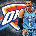 Russell Westbrook by Zapista