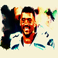 Russell Wilson 02b by Brian Reaves