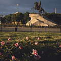 Russia, St. Petersburg, The Bronze by Keenpress