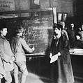 Russia: Students, 1917 by Granger