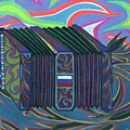 Russian Accordian by Robert SORENSEN