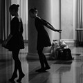 Russian Ballerinas Warming Up by John Williams