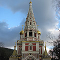 Russian Church At Shipka by Iglika Milcheva-Godfrey