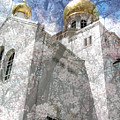 russian church of the Protection of the Holy Virgin Australia by Evguenia Men