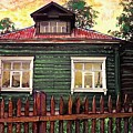 Russian House 2 by Sarah Loft