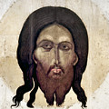 Russian Icon: The Savior by Granger