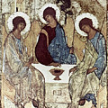 Russian Icons: The Trinity by Granger
