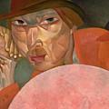 Russian Man Boris Grigoriev by Eloisa Mannion