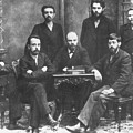 Russian Marxists, 1897 by Granger