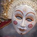 Russian Mask 4 by Jeff Burgess