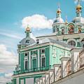 Russian Orthodox Cathedral. by Yurii Agibalov