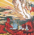 Russian Poster by Frederick Holiday