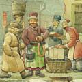 Russian Scene 04 by Kestutis Kasparavicius